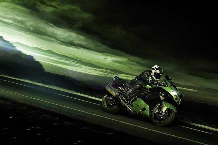 Promotion Kawasaki ZZR 1400 Performance Sport 2016