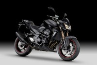 Kawasaki Z750R Black Edition 2012