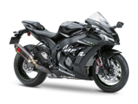 Kawasaki Zx10R Winter Test Edition 2016