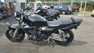 Occasion Yamaha XJR 1300 1999 noire