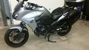 Occasion Honda CB1000F ABS 2010 grise