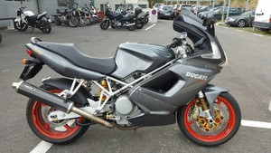 Occasion Ducati ST3S ABS Grise 2007