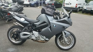Occasion BMW F 800 ST 2007 29779kms Grise