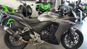 Occasion Honda CBR500R ABS Grise 2013 16415kms