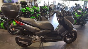 Occasion Yamaha Xmax 125 ABS gris 2015 10260kms