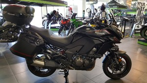 Occasion Kawasaki Versys 1000 ABS NOIRE Grand Tourer 2017 44...