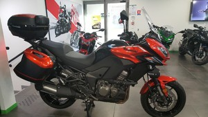 Occasion Kawasaki Versys 1000 ABS Orange 04/2017 3769kms gra...