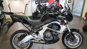 Occasion Kawasaki Versys 650 ABS Noire 2007