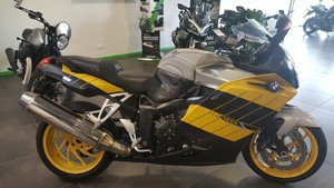 occasion BMW K1200S ABS Jaune 2006 39975kms