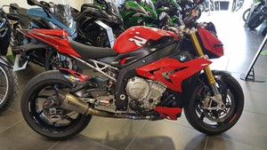 Occasion BMW S1000R ABS Rouge 2014 14151kms Garantie 12 mois