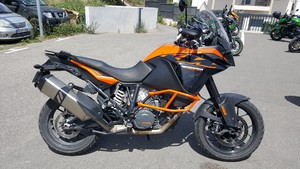 Occasion KTM 1090 Adventure 2017 Orange Garantie