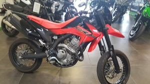 Occasion Honda CRF 250 M Rouge 2015