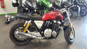 Occasion Honda CB 1100 RS Rouge 2017 2503kms