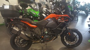 Occasion KTM 1090 Adventure Orange 08/2017 Garantie 12 mois