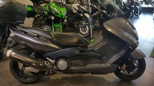 Occasion Yamaha T-MAX 500 2007 Gris 53500kms Garantie 3 mois